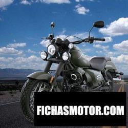Imagen moto Dinamo Renegada 250 2020
