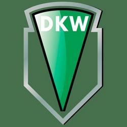 Logo de la marca DKW