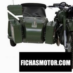 Imagen moto Dnepr mb-750m 1973