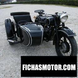 Imagen moto Dnepr mw 750m 1973