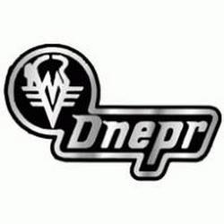 Logo de la marca Dnepr