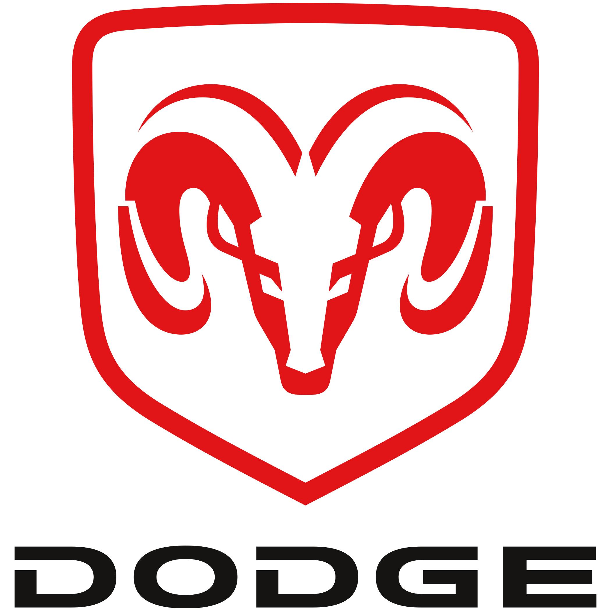 Imagen logo de Dodge