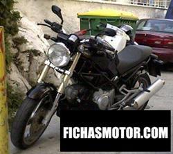 Imagen de Ducati 600 monster año 1997