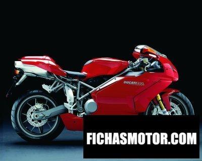 Imagen moto Ducati 999 s año 2003