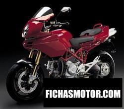 Imagen moto Ducati Multistrada 1100 s 2007