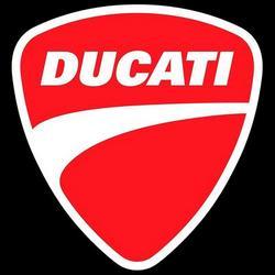 Logo de la marca Ducati