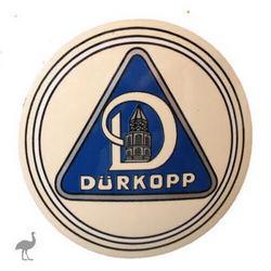 Logo de la marca Dürkopp
