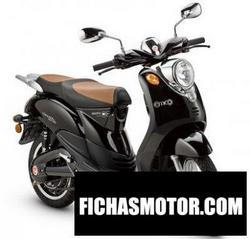 Imagen moto emco Novi C 1500 2019