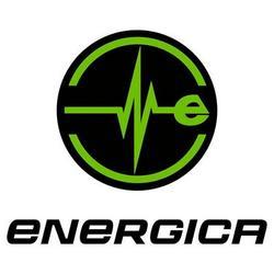 Logo de la marca Energica