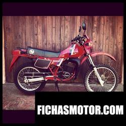 Imagen de Fantic 125 raider lc año 1986