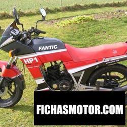 Imagen de Fantic FANTIC 125 SPORT HP 1