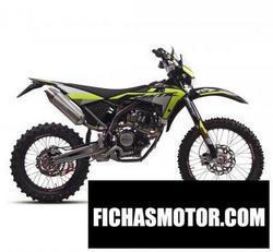 Imagen moto Fantic 125E Performance 2020