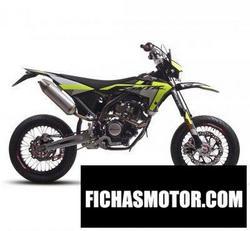 Imagen moto Fantic 125M Performance 2020