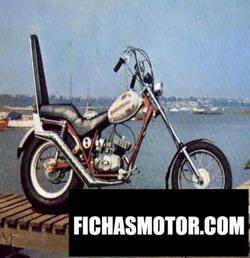 Imagen moto Fantic Custom 1997