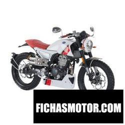 Imagen moto FB Mondial HPS 125 2020