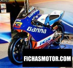 Imagen moto Fgr 125 gp 2013