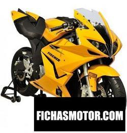 Imagen moto Fischer mrx race 2012