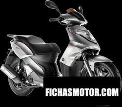 Imagen moto Garelli XO 150 2012