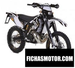 Imagen moto Gas gas ec 125 2t racing 2010