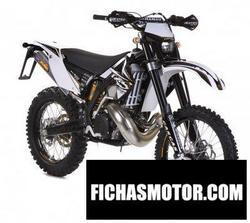 Imagen moto Gas gas ec 300 racing 2011