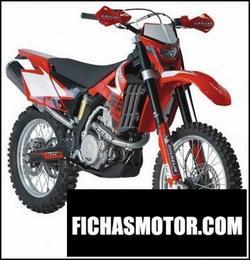 Imagen moto Gas gas ec 515 fsr 2008