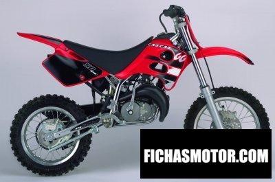 Imagen moto Gas gas ec boy 50 año 2004