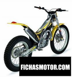Imagen moto Gas gas txt 125 pro 2006