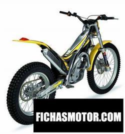 Imagen moto Gas gas txt 200 pro 2006