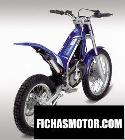 Imagen moto Gas gas txt boy 50 2002