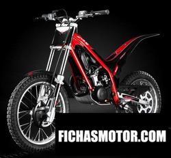 Imagen moto Gas gas txt boy 50 2t 2010