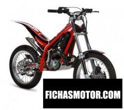 Imagen moto Gas gas txt boy 50cc 2011