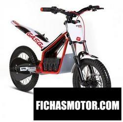 Imagen moto Gas gas txt e12 2014