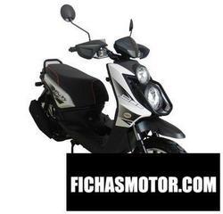Imagen moto Geely jl150t-50b 2016