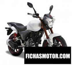 Imagen moto Generic code s 150 2012