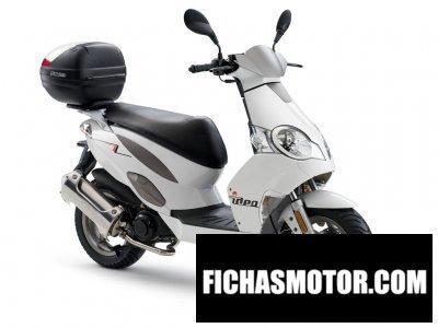 Imagen moto Generic ideo 50 año 2010