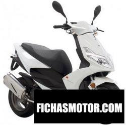 Imagen moto Generic xor 125 2008