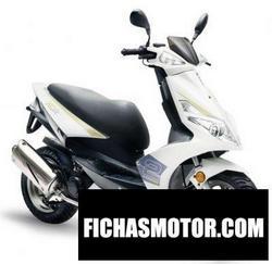 Imagen moto Generic xor 2 50 2011