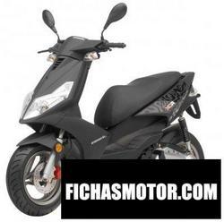 Imagen moto Generic xor 50 2007