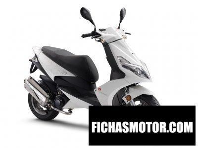 Imagen moto Generic xor 50 año 2010