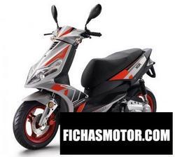 Imagen moto Generic xor competition 2008