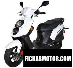 Imagen moto Genuine Scooter Hooligan 170i 2016