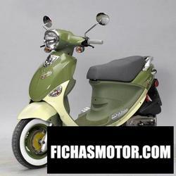 Imagen moto Genuine Scooter Italy 50 2009