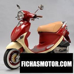Imagen moto Genuine Scooter Pamplona 150 2009