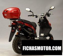 Imagen moto Genuine Scooter Rattler 110 2008