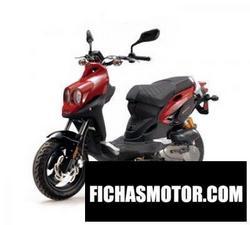 Imagen moto Genuine Scooter Rattler 110 2009