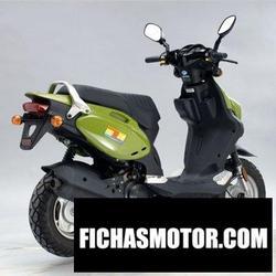 Imagen moto Genuine Scooter Roughhouse R50 2008