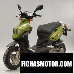 Imagen moto Genuine Scooter Roughhouse R50 2009