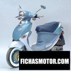 Imagen moto Genuine Scooter St. Tropez 150 2008