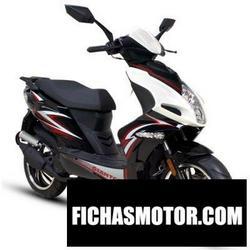 Imagen moto Giantco g-10 50 2011