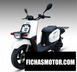 Imagen moto Giantco mps 2011